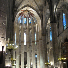 Barcelona, Cathedral del Mar